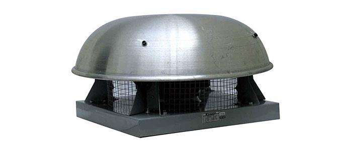 هواکش 25 سانت دمنده سقفی رادیال با موتور ایلکا REB-25-10L4S