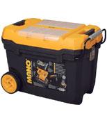 جعبه ابزار چرخدار 28 اینچ Mano TK28  کد TK28