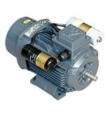 الکتروموتور تک فاز کلاچ دار آلومینیومی 3000 دور موتوژن CRS 90L2A  1.5kw