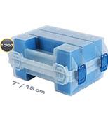 اورگانایزر دو قلوی 7 اینچ آبی MANO TORG 7 BLUE  کد TORG7BLUE