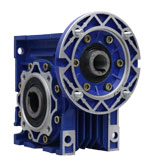 گیربکس حلزونی سهند سری w سایز 50 نسبت 1 به 40