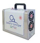 ضدعفونی کننده هوا SANY-WATER-PLUS سطوح کوچک