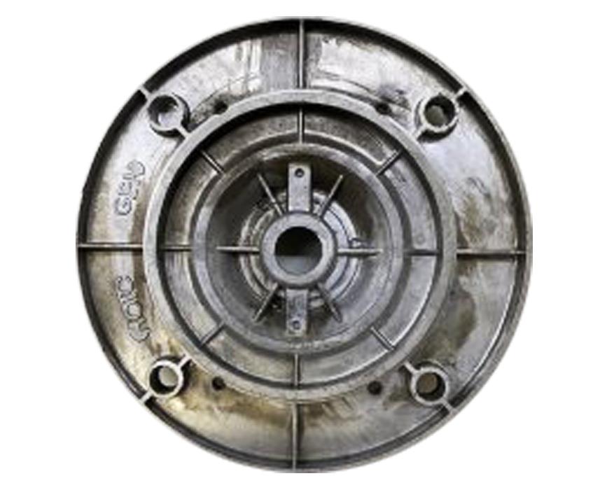 فلنج آلومینیومی الکتروژن سایز فریم 71 مدل B14