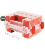 اورگانایزر دو قلوی 11 اینچ قرمز MANO TORG 11 RED  کد TORG11RED
