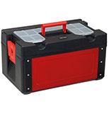 جعبه ابزار کمبو با بدنه فلزی 20 اینچ AbzarSara CM02
