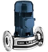 پمپ آب خطی استیل ابارا LPS 50-75M
