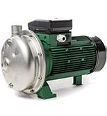 پمپ آب صنعتی داب نیمه استیل تکفاز KI30-90M