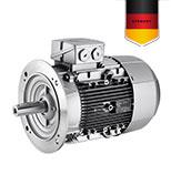 الکتروموتور زیمنس تکفاز 1500 دور فلنج کوچک 0.75kw