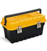 جعبه ابزار استرانگو با قفل فلزی 21 اینچ AbzarSara SM03