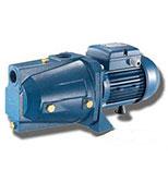 الکتروپمپ جتی چدنی دیزل ساز سری DAM100/01