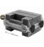 اورگانایزر دو قلوی 7 اینچ مشکی MANO TORG 7 BLACK  کد TORG7BLACK