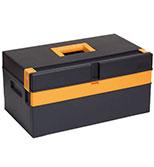 جعبه ابزار کامپکتو با اورگانایزر 16 اینچ AbzarSara CP01