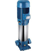 پمپ آب عمودی طبقاتی استیل پنتاکس U9-250/5T