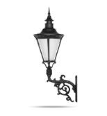 چراغ دیواری شب تاب مدل اسپانیایی پیچک سربالا