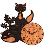 ساعت کیدی دارکار