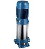 پمپ آب عمودی طبقاتی استیل پنتاکس U5-180/6T