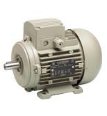 الکتروموتور سه فاز الکتروژن مدل 1500 دور 1.3hp B5-71fr