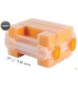 اورگانایزر دو قلوی 7 اینچ زرد MANO TORG 7 YELLOW  کد TORG7YELLOW