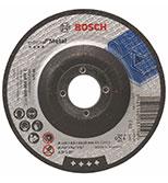 صفحه برش  فلز محدب Bosch D115x2.5x22.2  2608600005