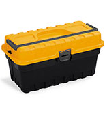 جعبه ابزار استرانگو با قفل پلاستیکی 16 اینچ AbzarSara SP01