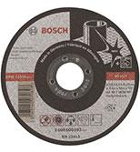 صفحه برش تخت استیل Bosch D115x2x22.2mm  2608600093