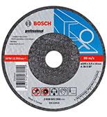 صفحه ساب فلز Bosch D180x6x22.2mm