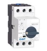 کلید حرارتی چینت با دسته گردان 4 تا 6.3 آمپر NS2-25X