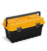 جعبه ابزار استرانگو با قفل پلاستیکی 18 اینچ AbzarSara SP02