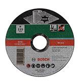 صفحه برش تخت استیل-اقتصادی Bosch D115x1x22.23  2609256320