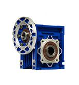 گیربکس حلزونی سهند سری w سایز 63 نسبت 1 به 100