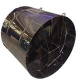 هواکش سیرکوله کانالی زیلابگ  FTP 4D-400