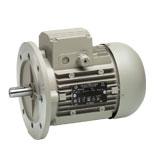 الکتروموتور سه فاز الکتروژن مدل 1500 دور 1.2hp B5-71fr