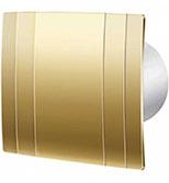 هواکش لوله ای 10سانت  Blauberg Quatro Hi-tech Gold 100