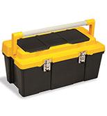 جعبه ابزار متا با قفل فلزی 24 اینچ AbzarSara ML05