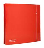 هواکش لوله ای 10 سانت مدل قرمز S-P 100CZ RED Design-4C Fan