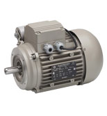 الکتروموتور تک فاز رله ای آلومینیومی 1500دور الکتروژن CR-1.5hp B14-90