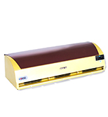 پرده هوا گرم فراز کاویان مدل RM4015S/Y-W-LUX-V7 کویل المنت برقی