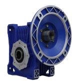 گیربکس حلزونی سهند سری w سایز 90 نسبت 1 به 7.5