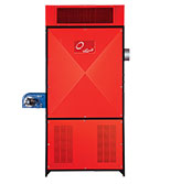 کوره هوای گرم گازی انرژی سری 1560