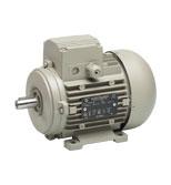 الکتروموتور سه فاز الکتروژن مدل 1500 دور 1.2hp B3-56fr