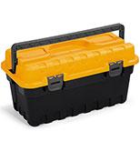 جعبه ابزار استرانگو با قفل پلاستیکی 21 اینچ AbzarSara SP03