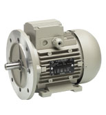 الکتروموتور سه فاز الکتروژن مدل 3000 دور 1.2hp B35-71fr