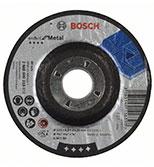 صفحه ساب فلز بوش مدل D=115x6x22.2mm کد 2608600218