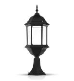چراغ سردری شب تاب مدل پاتریس