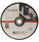 صفحه برش تخت استیل Bosch D180x2x22.2mm  2608600095