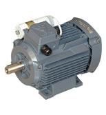 الکتروموتور تک فاز رله ای آلومینیومی 1500دور موتوژن CR 80-4B  0.75kw