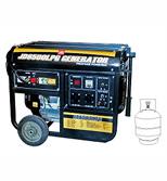 موتور برق جیانگ دانگ بنزینی JD6500LPG