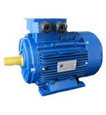 الکتروموتور سه فاز 900 دور دیزل ساز ME2 5.5KW-7.5HP