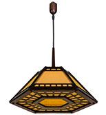 آویز سقفی مدل ویتو دارکار