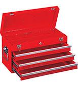 جعبه ابزار سه کشو اکرافت M01001